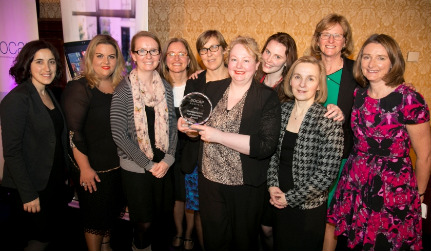 DSC wins SOCAP Constellation Achievement Award
