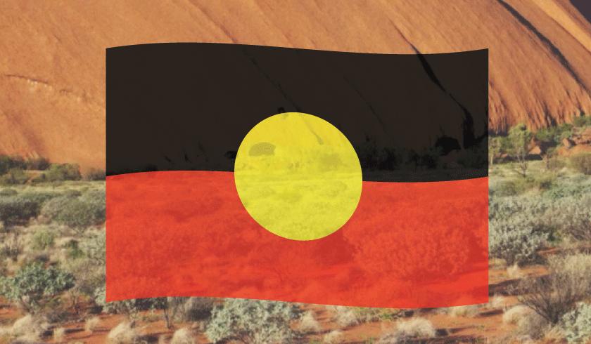 Australia's Aboriginal flag